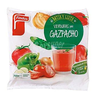Findus Verduras para gazpacho 700 g