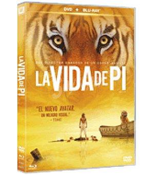 DC La Vida de Pi (dvd+br+ )