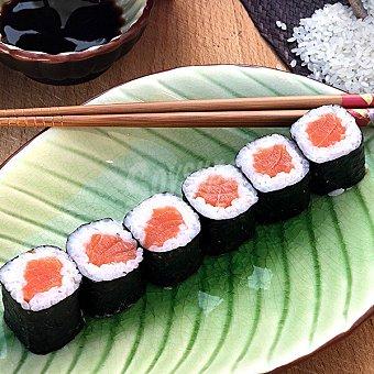 Sushispot Makis de salmón bandeja 120 g 6 unidades