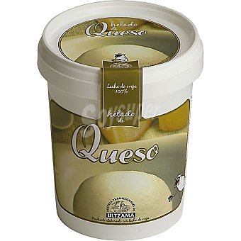 Ultzama Helado de queso Tarrina 500 ml