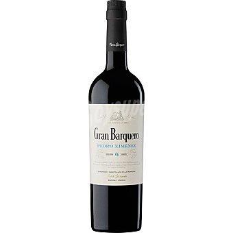 Gran Barquero Vino tinto D.O. Montilla-Moriles Pedro Ximénez Botella 75 cl