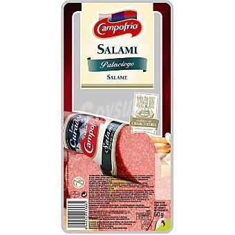 Campofrío Salami Palaciego en lonchas Envase 60 g