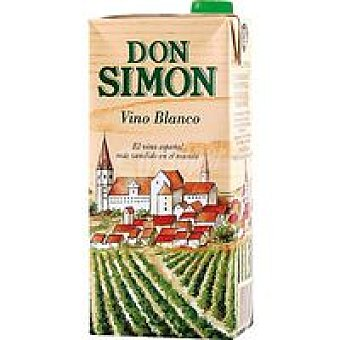 Don Simón Vino Blanco Pack 4x1 litro