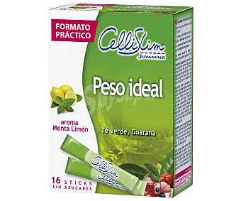 Cellislim Sticks peso ideal Caja 16 sobres