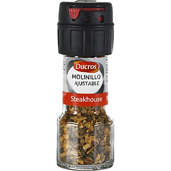DUCROS molinillo ajustable Steakhouse envase 38 g