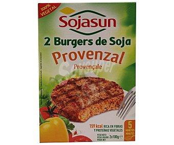 Sojasun Burguers de soja Provenzal Pack 2 x 100 g