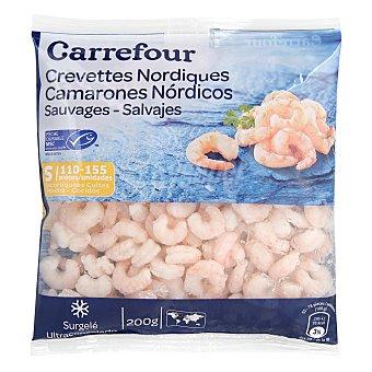 Carrefour Camarón cocido pelado 200 g