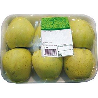 Golden Manzanas peso aproximado Bandeja 1,3 kg