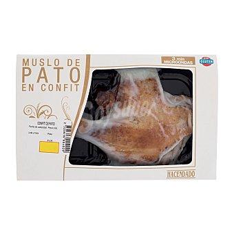 Hacendado Pato confitado muslo Paquete 250 g