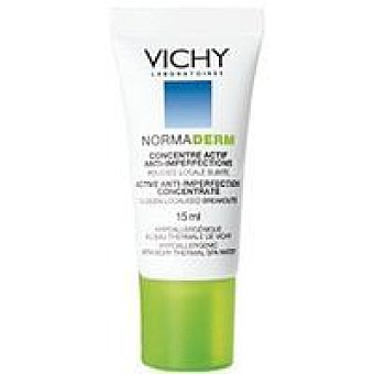 Vichy Concentrado activo Normaderm Tubo 15 ml