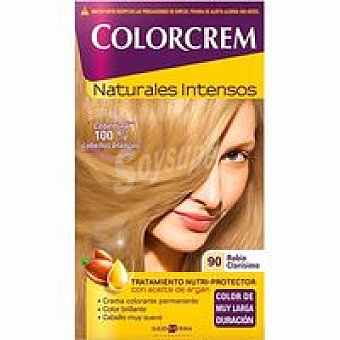 Colorcrem Tinto rubio claro N.90 Caja 1 unid