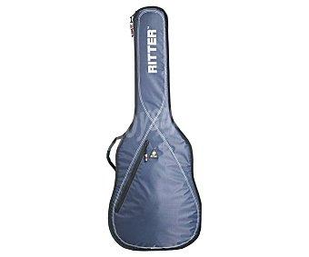 Ritter Funda para guitarra clásica RGP2-CT 3/4, azul azul