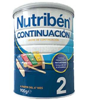 NUTRIBEN Leche Continuación 2 900 g