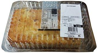 Hacendado Bizcocho nueces horno 1 u 430 g