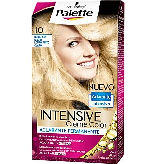 Palette Schwarzkopf Intense color cream 10 rubio m.cl 1 UNI