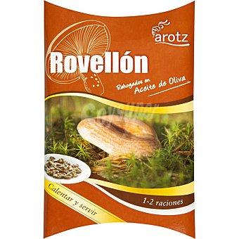 Arotz Rovellón rehogados en aceite de oliva calentar y servir Estuche 100 g
