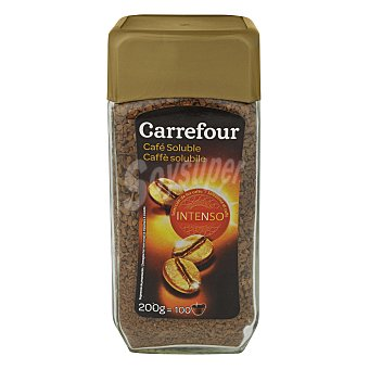 Carrefour Café soluble de Colombia 100% natural 200 g
