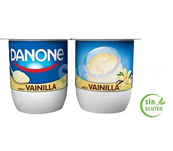 Danone Yogurt vainilla 125 gramos