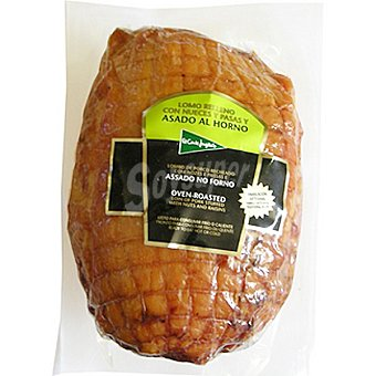 El Corte Inglés Lomo de cerdo relleno nueces pasas asado al horno  Pieza 600 g