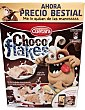 Choco Flakes rellenos de chocolate 550 gr Cuétara
