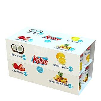 Kalise Yogur sabores Pack 16X125GR