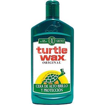 TURTLE Wax Cera original de alto brillo y protección para automóvil envase 500 ml Envase 500 ml