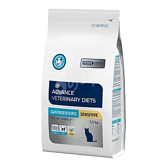 Advance Affinity Pienso para gatos Advance Gastroenteric Sensitive Dietas Veterinarias 1,5 Kg 1,5 Kg