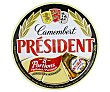 Queso Camembert en 8 porciones 250 gr President