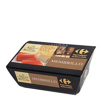 Carrefour Selección Membrillo natural 400 g