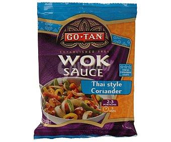 Go-tan Verduras al wok al estilo tailandés 120 gramos