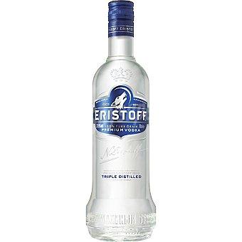 Eristoff Premium vodka Botella 1 l