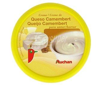 Auchan Crema de Queso Camembert 125 Gramos