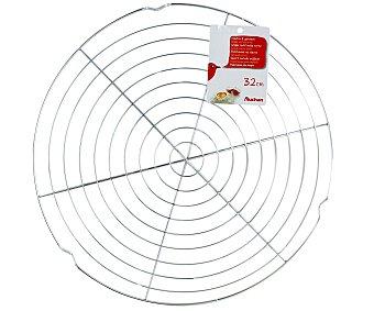 Auchan Rejilla enfriadora de 32 centímetros de diámetro 1 Unidad