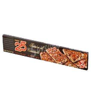 25 Turrón non plus ultra caramelo 200 g