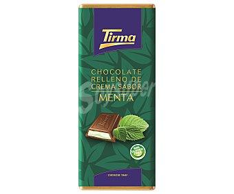 Tirma Chocolate relleno de menta Tableta 75 g
