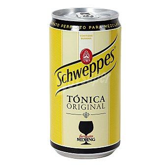 Schweppes Tónica clásica Lata de 25 cl