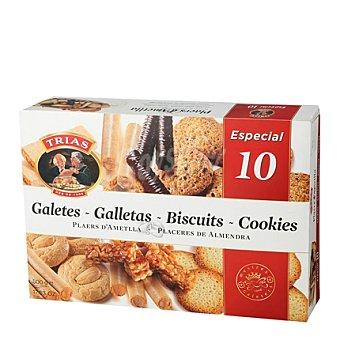 Trias Galletas surtidas especiales 500 gramos