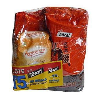 Toscaf Lote café en grano 1 kg. + 500 g.