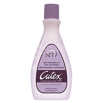 Cutex Quitaesmalte sin acetona Bote 100 ml