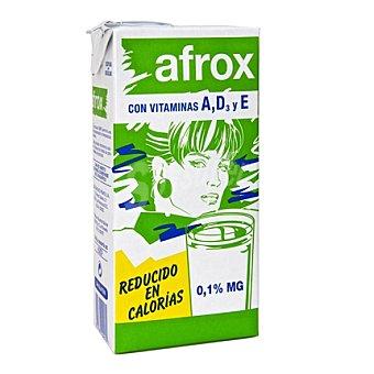 Afrox Leche desnatada 1 l