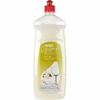 Eroski Lavavajillas concentrado nature Botella 1 litro