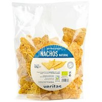 Veritas Nachos al natural Bolsa 125 g