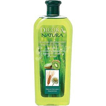DICORA champú regenerador para cabellos castigados y permanentados frasco 500 ml