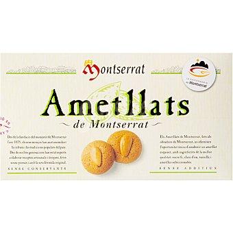 Montserrat Ametllas pastas de almendras caja 300 g 300 g