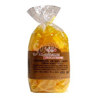 Milflores Caramelos de miel-limón 175 g