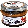 Mousse de tomate con aceituna Frasco 130 g Zubia