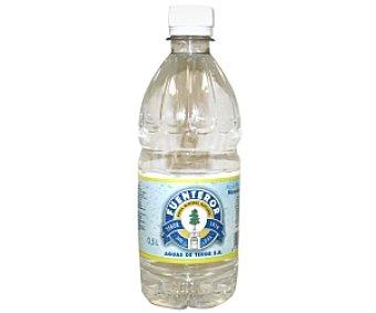 Fuenteror Agua Mineral teror 50 Centilitros 50cl