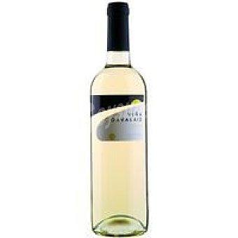 Orvalaiz Vino Blanco Chardonnay Navarra Botella 75 cl