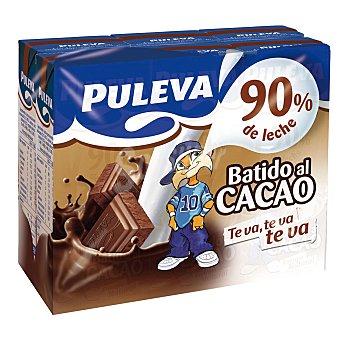 Puleva Batido de cacao 6 envases de 200 ml