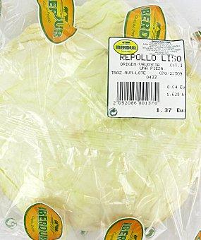 Iberdur Repollo Liso 750g